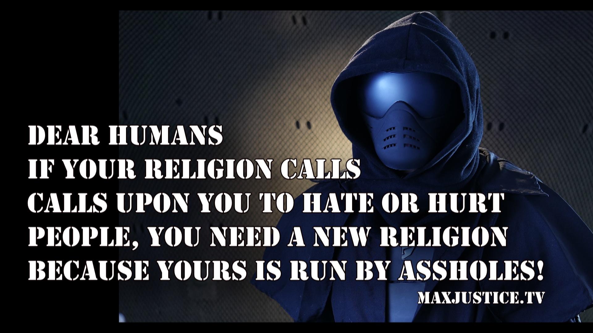 Religious hate