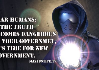 Truth & Govt
